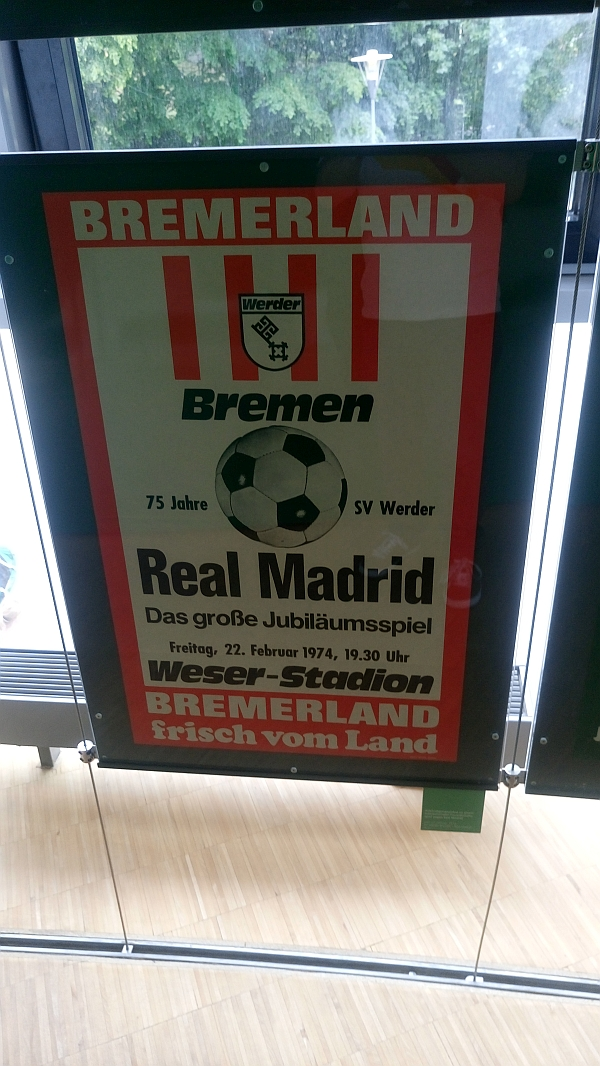Plakat Wuseum Real Madrid